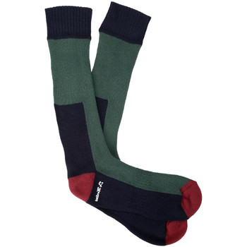 Chaussettes Dr martens green, cherry navy doc's socks