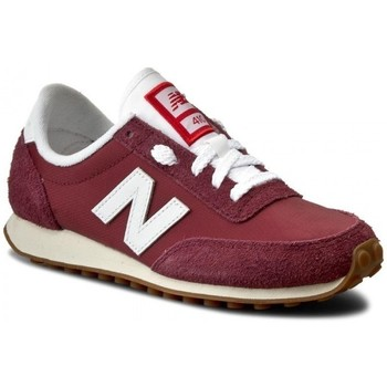 Chaussures Homme Running / trail New Balance U410BD - Mixtes Bordeaux