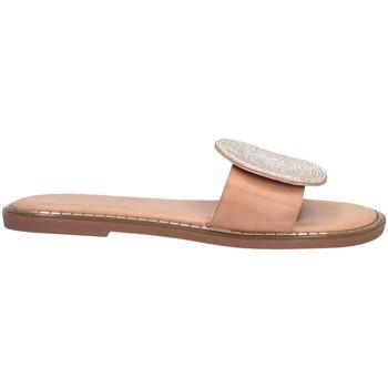 Chaussures Femme Mules Exé Shoes Exe' ALLISON-353 Chaussons Femme NU NU