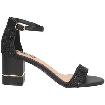 Chaussures Femme Sandales et Nu-pieds Exé Shoes Exe' PENNY-361 Sandales Femme NOIR NOIR