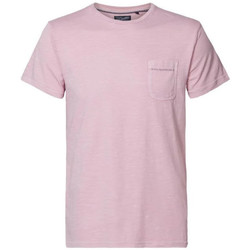 Vêtements Homme T-shirts manches courtes Petrol Industries TSR660 3009 LIGHT PINK Rose
