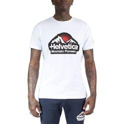 Vêtements Homme T-shirts & Polos Helvetica Tee-shirt Blanc
