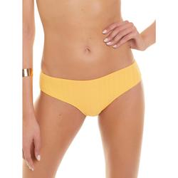 Vêtements Femme Maillots de bain séparables Selmark Bas maillot shorty bain Basica  Mare Jaune