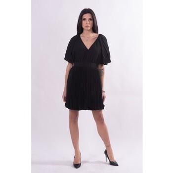 Vêtements Femme Robes courtes Fracomina FQ21SD1002W412F9 Noir