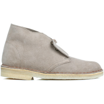 Chaussures Femme Boots Clarks Womens Sand Desert Suede Boots Clarks_116