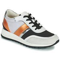 Chaussures Femme Baskets basses Geox TABELYA Blanc
