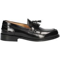 Chaussures Homme Mocassins Exton 104PE21 NOIR