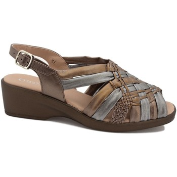 Chaussures Femme Sandales et Nu-pieds Gasymar 4582 Blanco