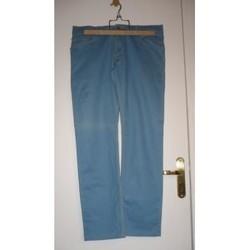 Vêtements Homme Pantalons 5 poches Zara Pantalon ZARA Bleu