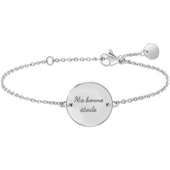 Montres & Bijoux Femme Bracelets Sc Crystal B2814-ARGENT Argenté