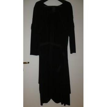 Vêtements Femme Robes longues Sans marque Robe longue Noir