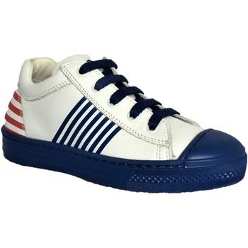 Chaussures Garçon Baskets basses Stones and Bones Gliso Blanc