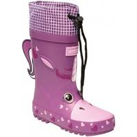 Chaussures Enfant Bottes de pluie Dare 2b  Violet