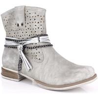 Chaussures Femme Bottines Kimberfeel MARGOT Gris