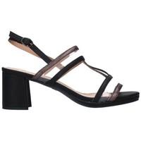 Chaussures Femme Sandales et Nu-pieds Balleri 2045-1 Mujer Negro noir