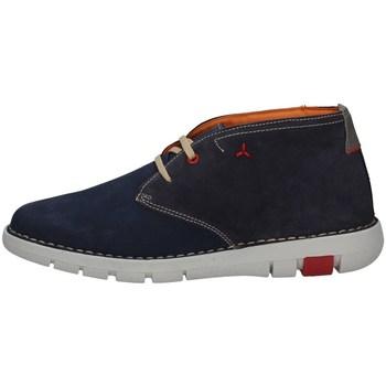 Chaussures Homme Boots Zen 278456 BLEU