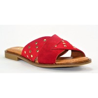 Chaussures Femme Mules Kaola 791 ROUGE