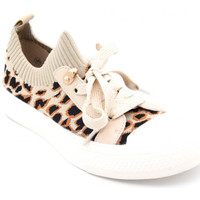 Chaussures Femme Baskets basses Reqin's imperial crochet Multicolore