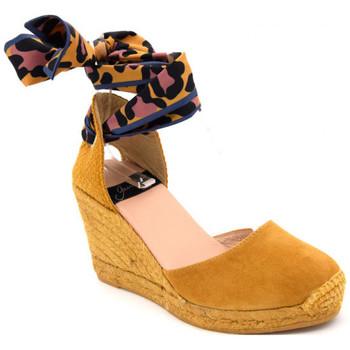 Chaussures Femme Espadrilles Gaimo globo Jaune