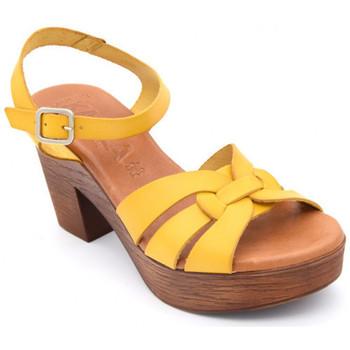 Chaussures Femme Sandales et Nu-pieds Kaola 369 Jaune