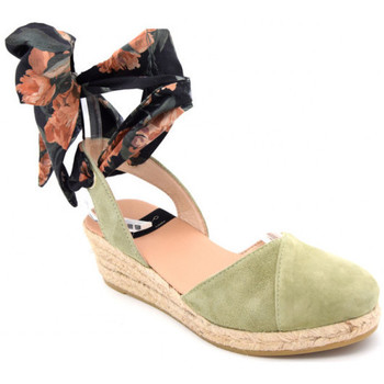 Chaussures Femme Espadrilles Gaimo michelle Vert
