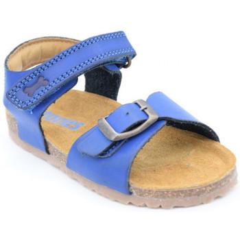 Chaussures Garçon Sandales et Nu-pieds Stones and Bones lindo Bleu