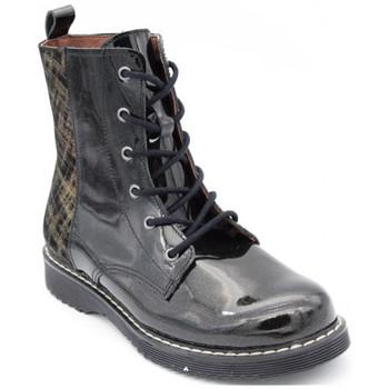 Chaussures Fille Boots Bellamy nani Noir