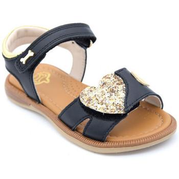 Chaussures Fille Sandales et Nu-pieds Stones and Bones zeart Bleu