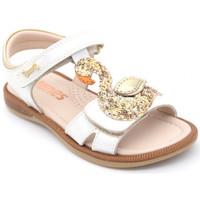 Chaussures Fille Sandales et Nu-pieds Stones and Bones swan Blanc