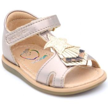 Chaussures Fille Sandales et Nu-pieds Shoo Pom tity kid Doré