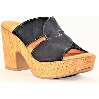Chaussures Femme Mules Kaola 893 NOIR