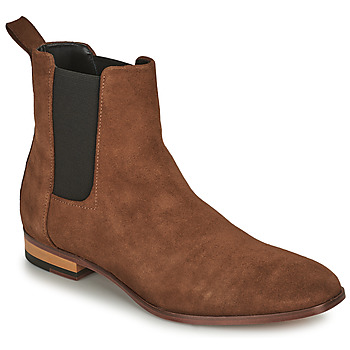 Chaussures Homme Boots HUGO CULT CHEB Cognac