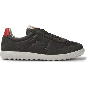 Chaussures Homme Baskets mode Camper Baskets cuir PELOTAS XLF grisfonc