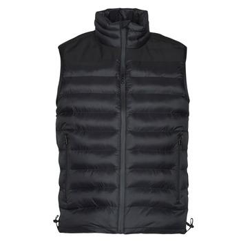 Vêtements Homme Doudounes HUGO BALTINO Noir