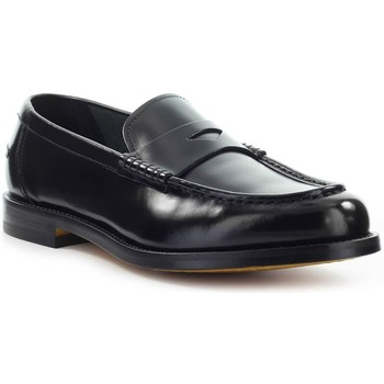 Chaussures Homme Mocassins Doucal's Penny Black