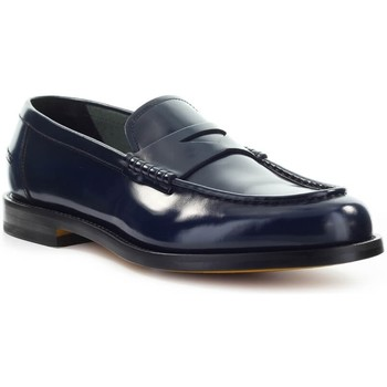 Chaussures Homme Mocassins Doucal's Penny Blue
