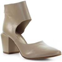 Chaussures Femme Bottines Elena Iachi Dorsay Beige