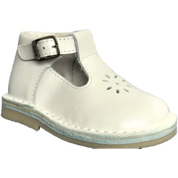 Chaussures Fille Ballerines / babies Bopy Mapil Blanc
