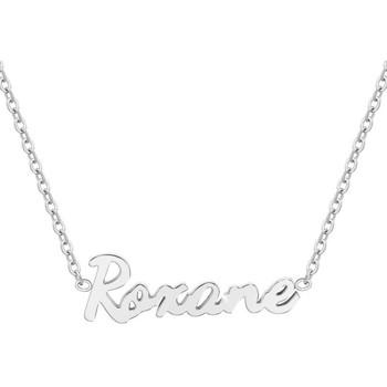 Montres & Bijoux Femme Colliers / Sautoirs Sc Crystal B2689-ARGENT-ROXANE Argenté