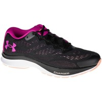 Chaussures Femme Baskets basses Under Armour W Charged Bandit 6 Noir, Rose