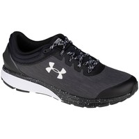 Chaussures Homme Running / trail Under Armour Charged Escape 3 Evo Noir, Graphite