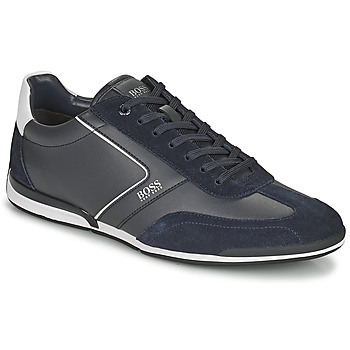 Chaussures Homme Baskets basses BOSS SATURN LOWP ITAL Marine