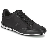 Chaussures Homme Baskets basses BOSS SATURN LOWP NYS Noir
