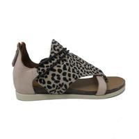 Chaussures Femme Sandales et Nu-pieds Coco & Abricot CHAUSSURES COCO& ABRICOT V1719H LEOPARD