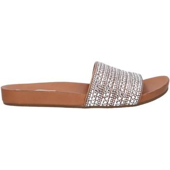 Chaussures Femme Slip ons Steve Madden DAZZLE Gris