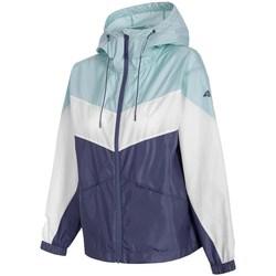 Vêtements Femme Vestes 4F KUDC001 Blanc, Bleu, Bleu marine
