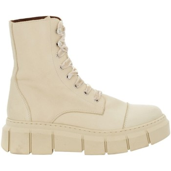 Chaussures Femme Boots Alohas Can Can Beige