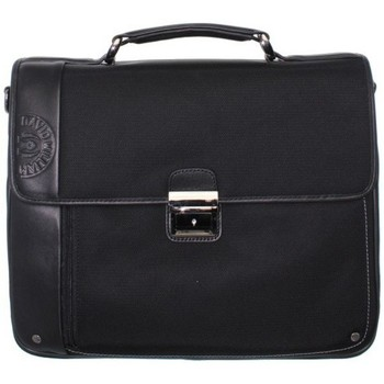 Sacs Homme Porte-Documents / Serviettes David William Serviette  ref_lhc33354-noir Noir