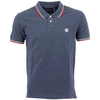 Vêtements Homme Polos manches courtes JOTT Polo  PALAVAS Bleu