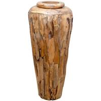 Maison & Déco Vases, caches pots d'intérieur Vidaxl 40 x 80 cm Brun